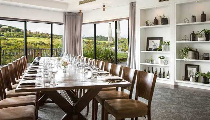 Cable Bay Vineyard meeting room